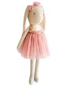 grande-poupee-lapin-pearl-tutu-vieux-rose-alimrose-55-cms