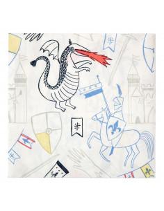 20-grandes-serviettes-chevaliers-et-dragons-meri-meri-decoration-anniversaire-chevalier