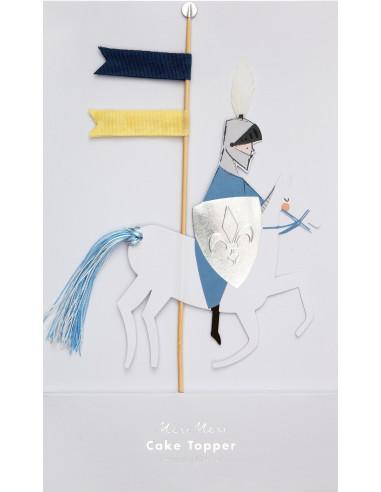 cake-topper-chevalier-meri-meri-decoration-gateau-anniversaire-chevalier