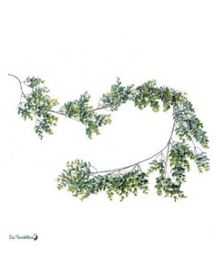 Guirlande Imitation Eucalyptus 1.50M Long