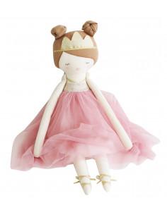 poupee-princesse-pandora-robe-rose-alimrose