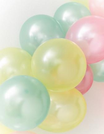 Ballons Baby Shower Unis Latex